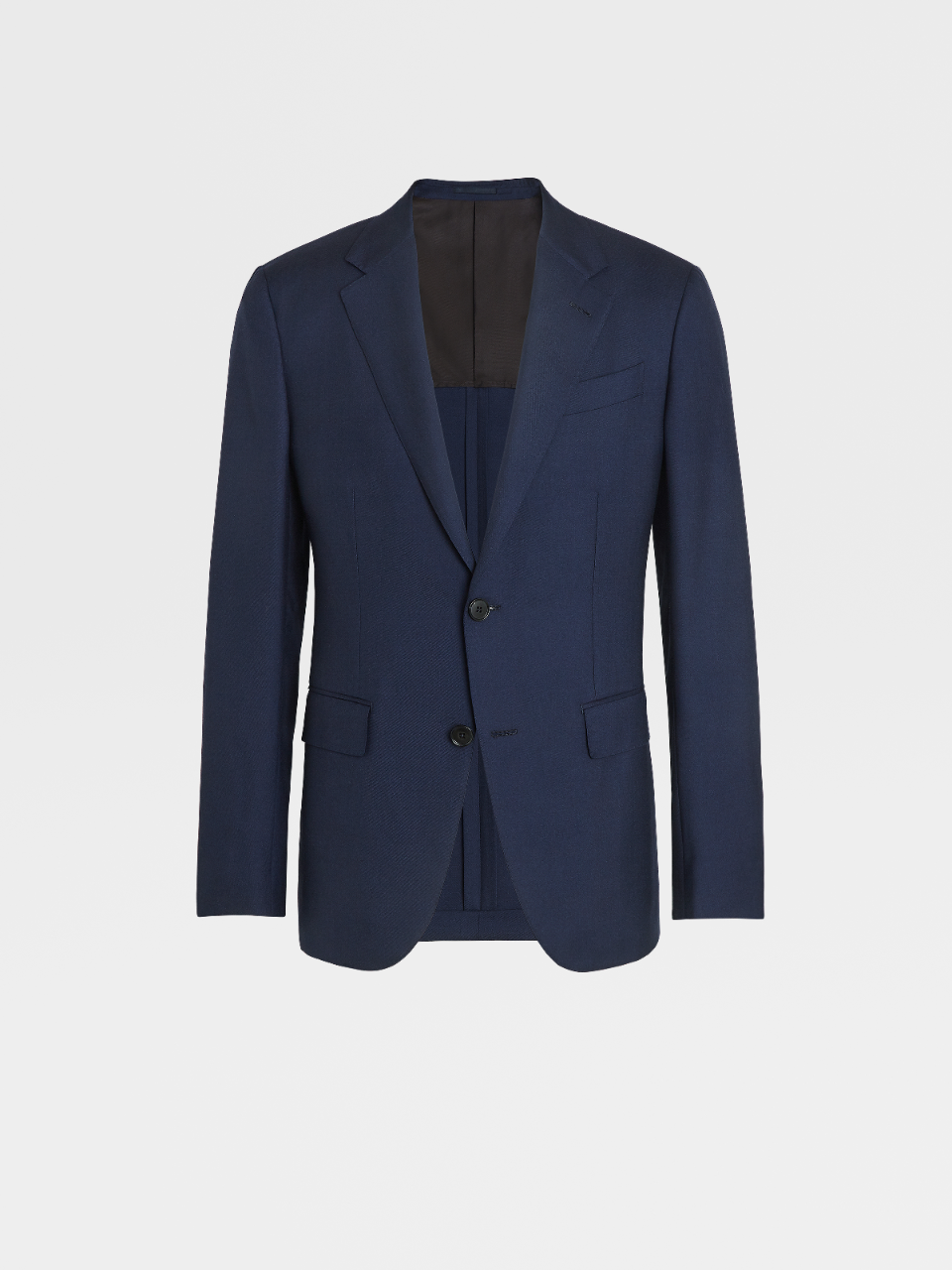 Milano Easy Cashmere and Silk Notch Lapel Jacket