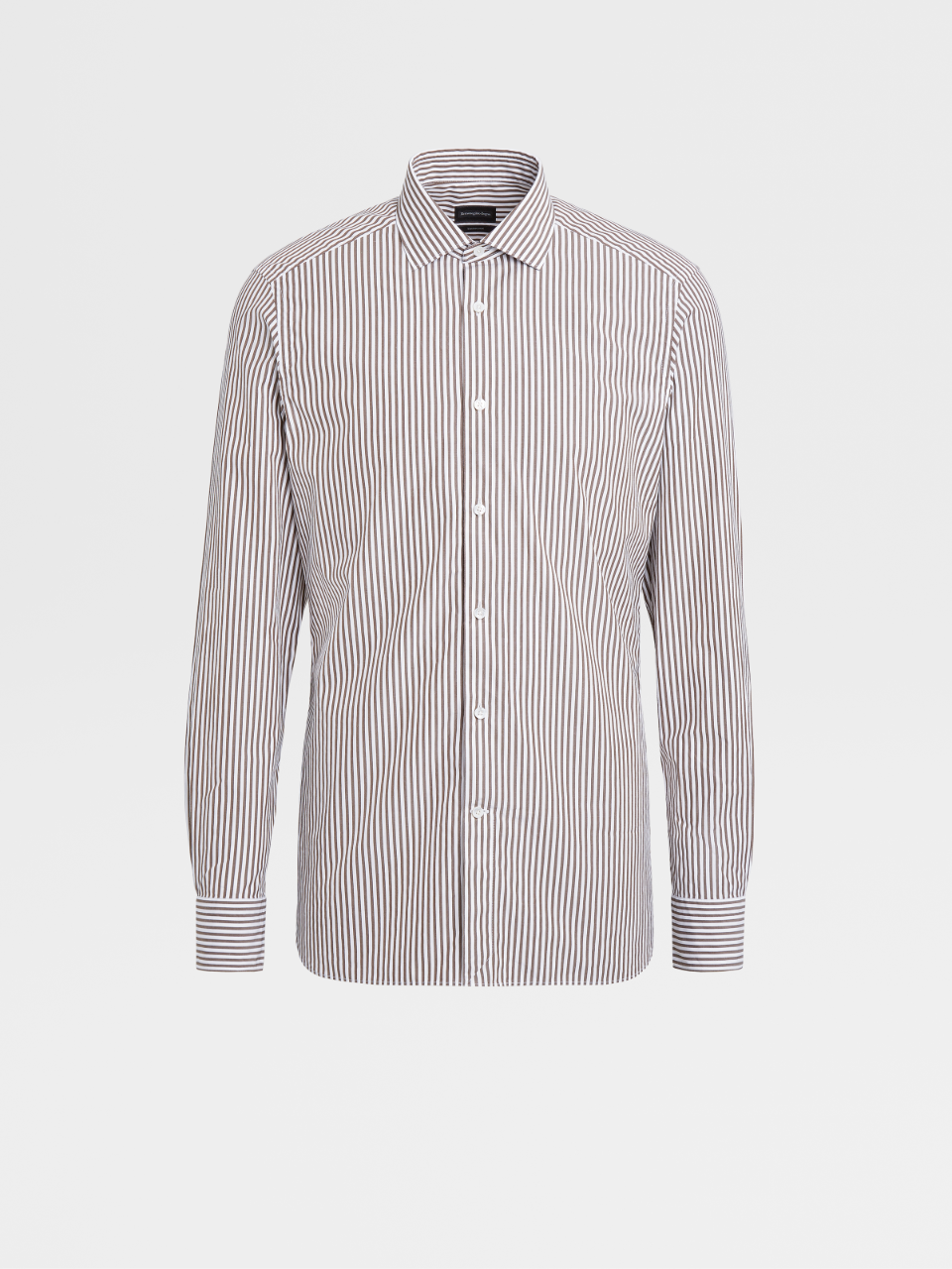 Trofeo Cotton and Silk Shirt