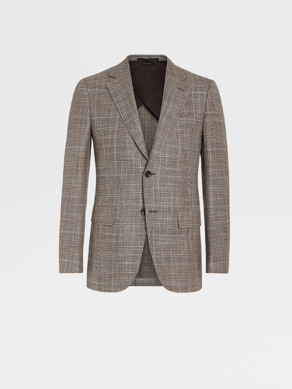 Couture Cashmere Wool And Silk Jacket