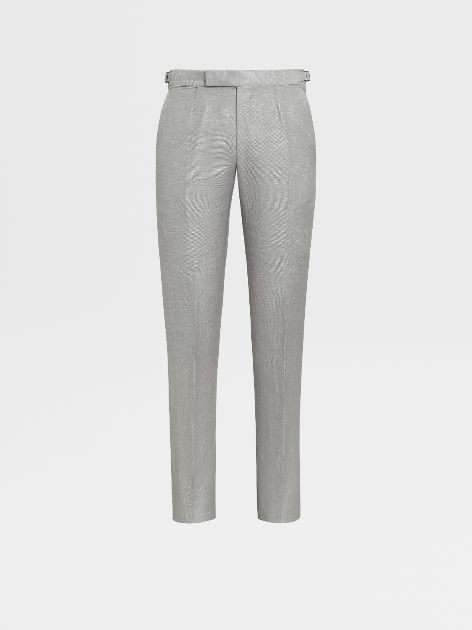 Wool And Linen Pants