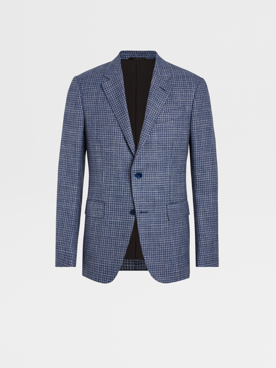 Wool Silk And Cashmere Jacket Drop 7