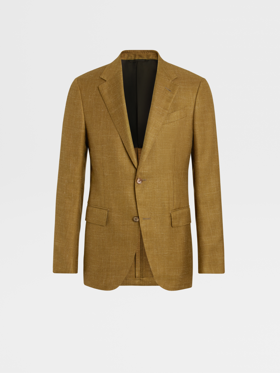 Cashmere Silk And Linen Jacket Drop 7