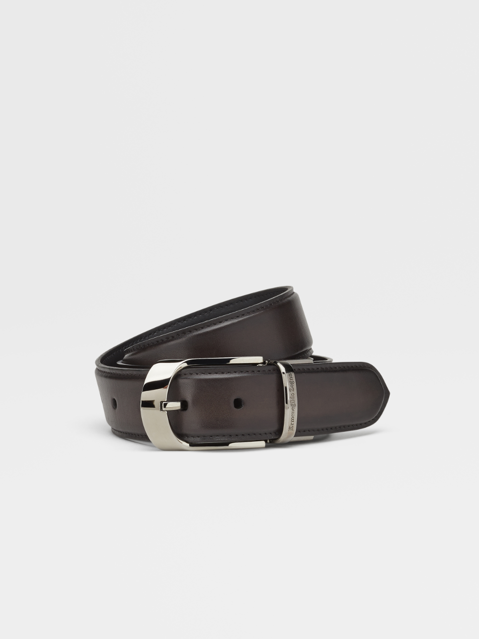 Smooth CalfskinRound Belt