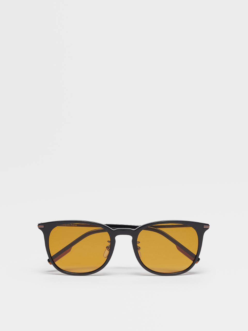 Acetate And Metal Sunglasses