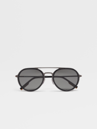 Shiny Satin Gunmetal