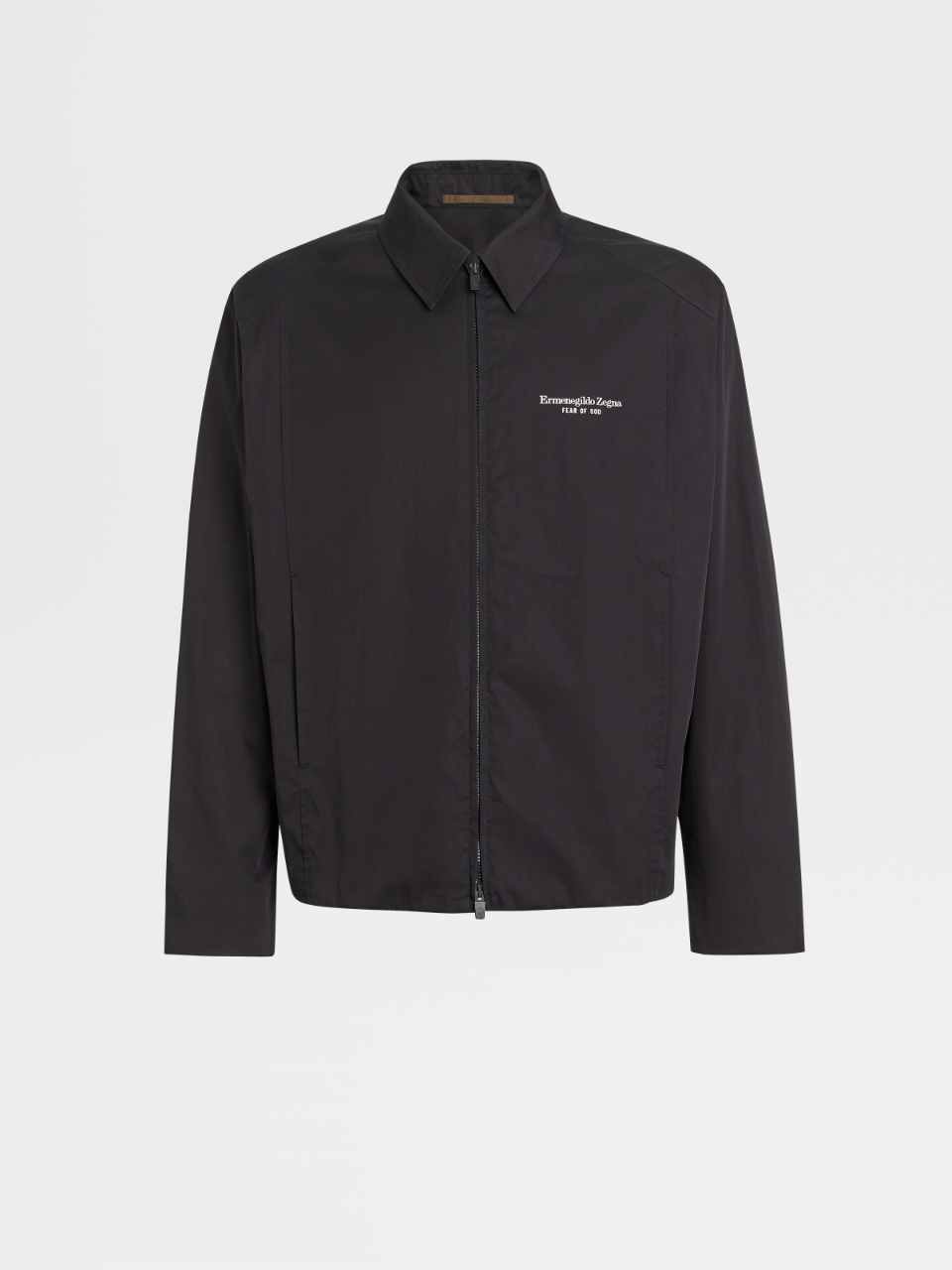 FEAROFGODZEGNA Cotton Blend Short Jacket