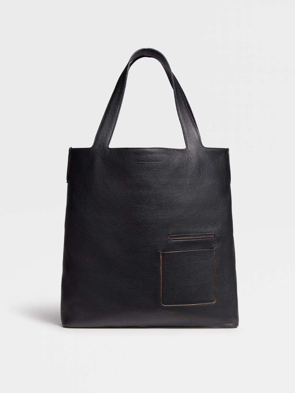 Grained Calfskin Blazer Soft Totebag