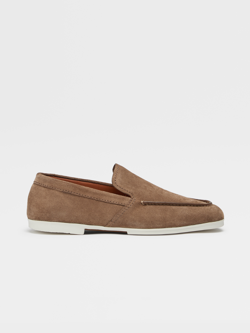 Suede Bellagio Loafer