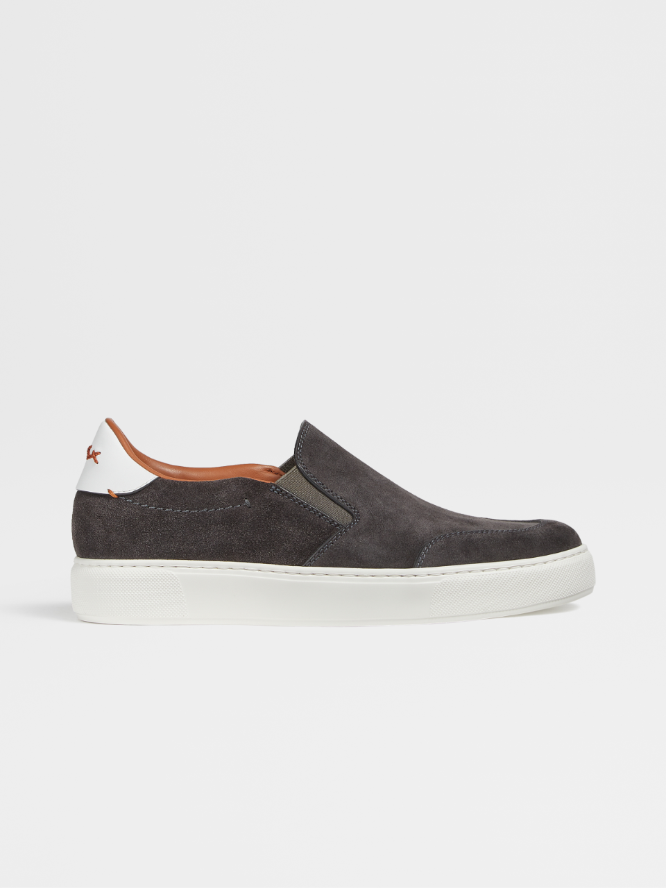 Tiziano Suede Slip On