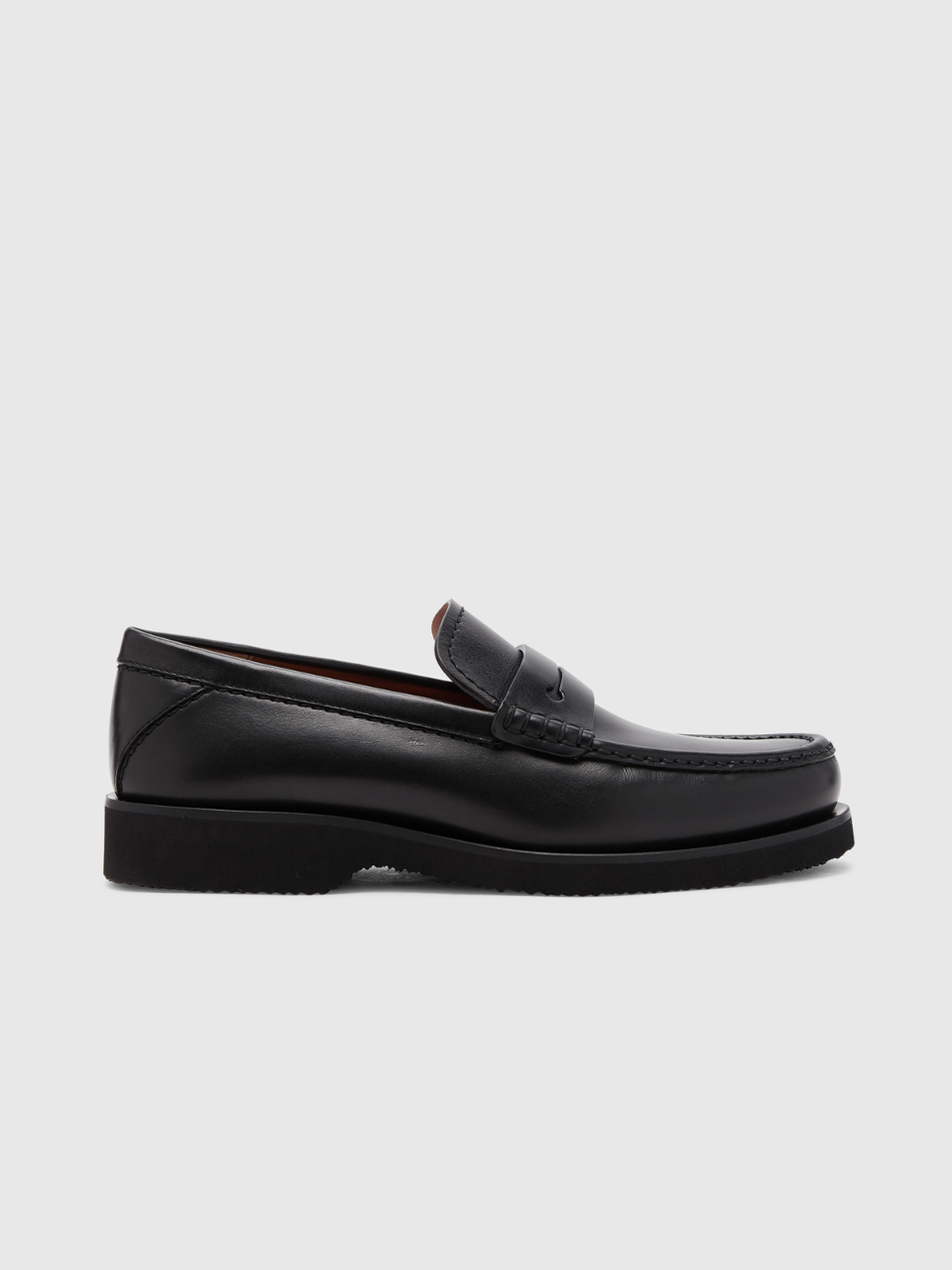 Smooth Calfskin Moccasin