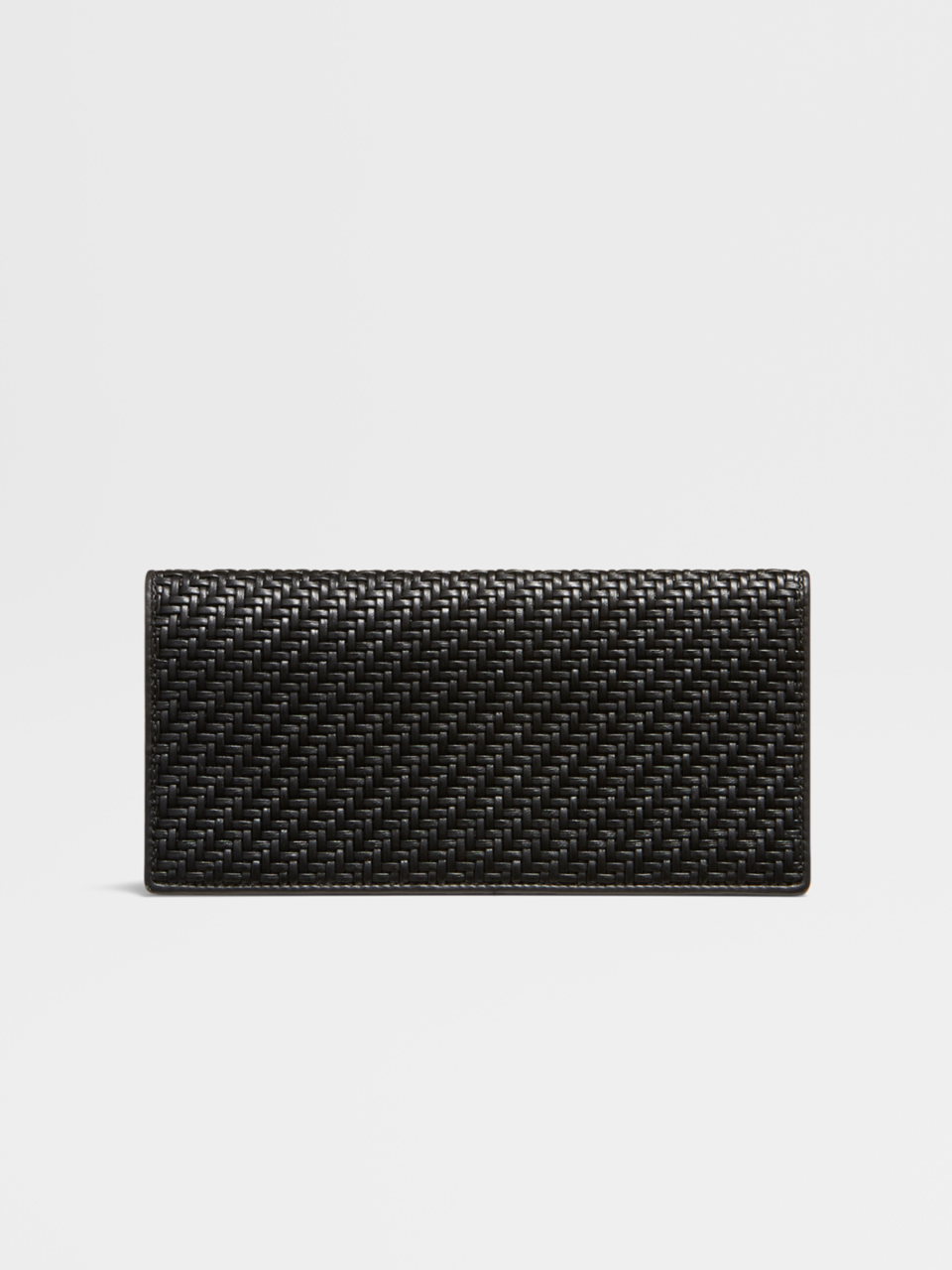 PELLETESSUTA™ Black Continental Wallet