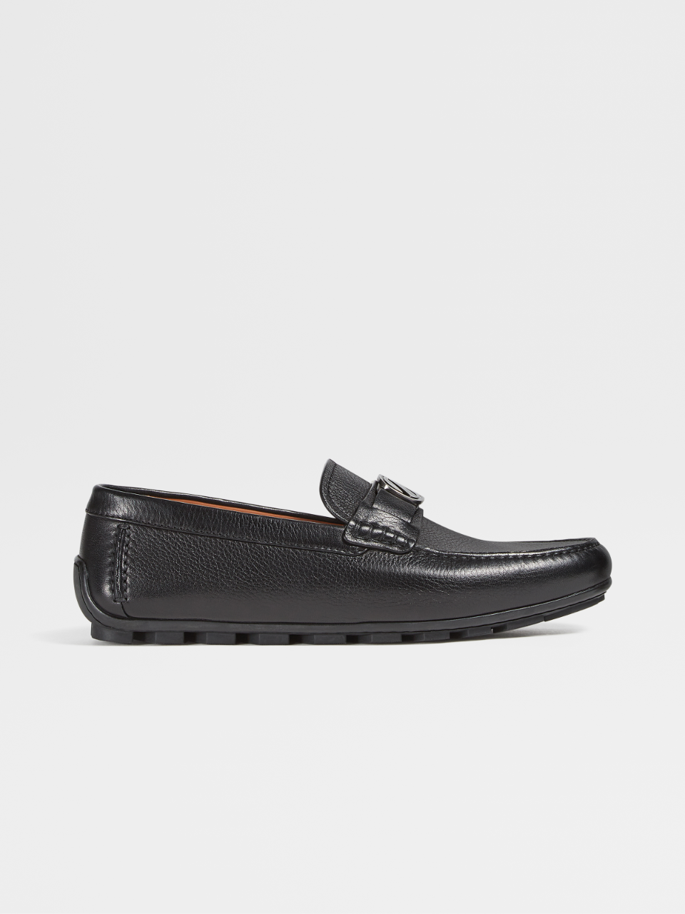 Calfskin Highway Driving Shoe