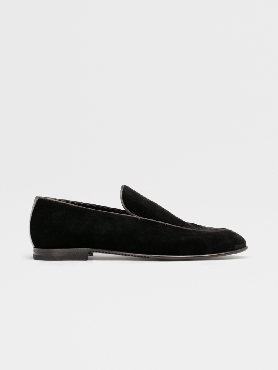 Velvet Lido Smoking Slippers