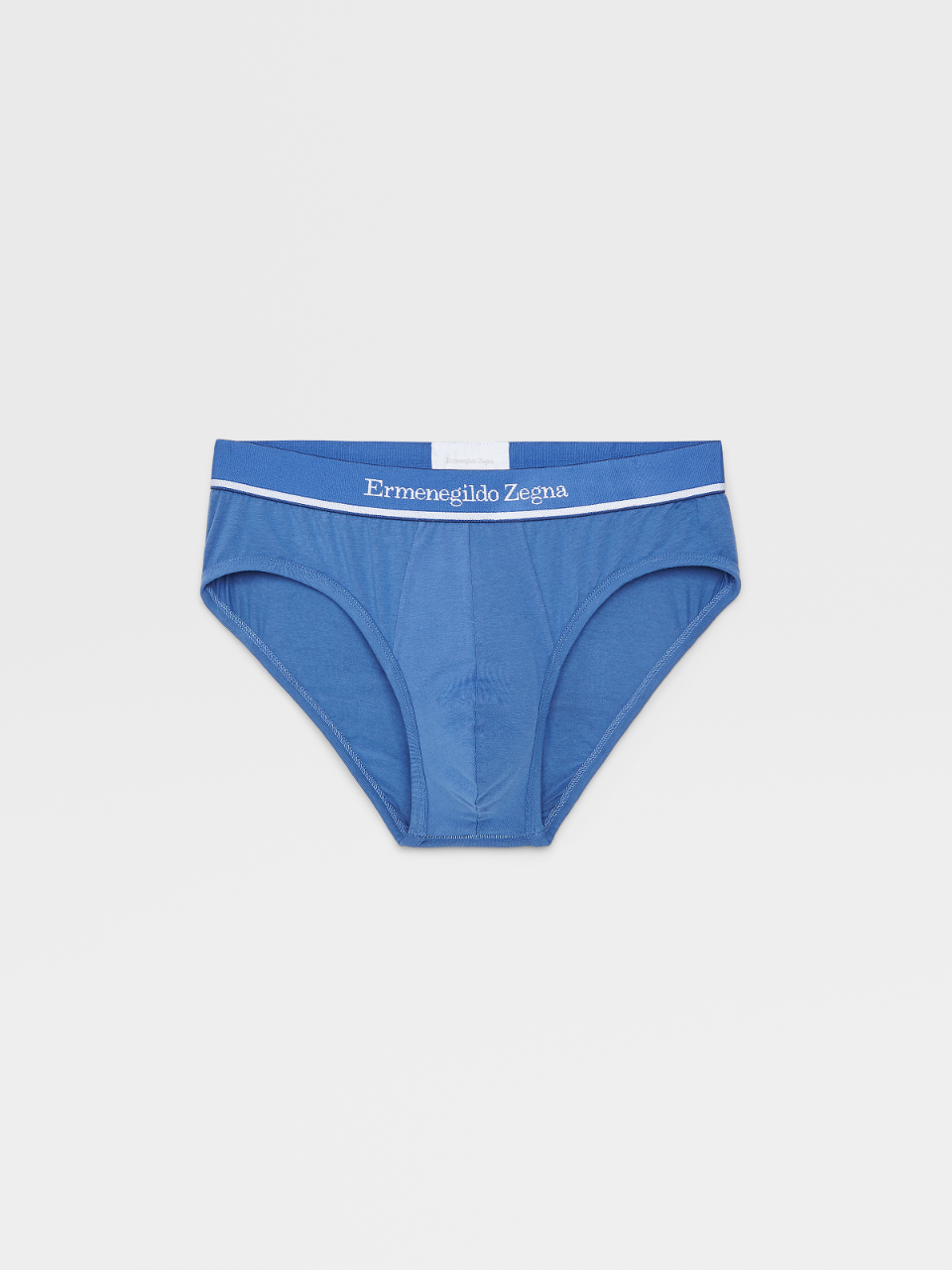 Stretch Cotton Midi Brief