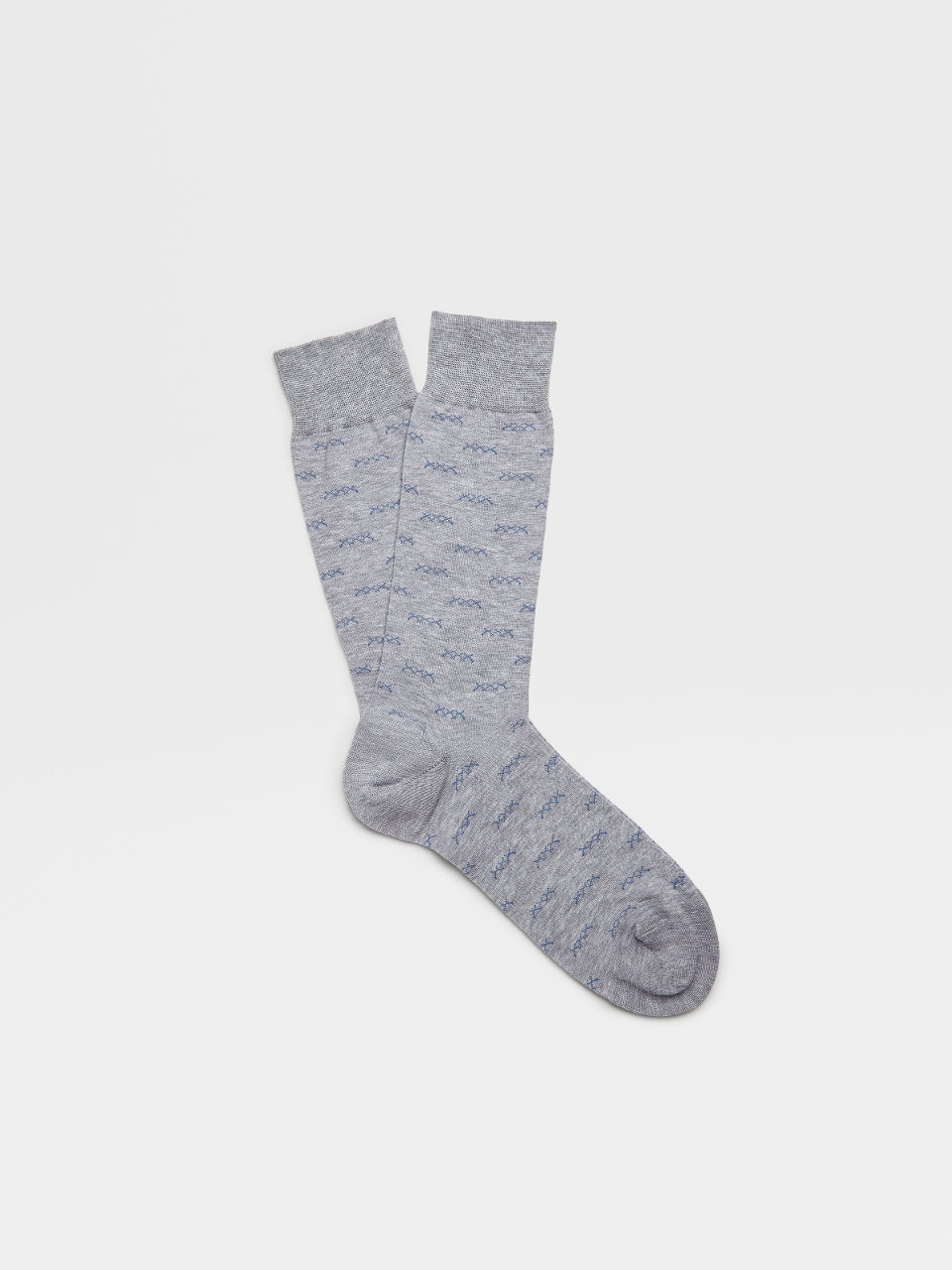 Iconic Triple X Mid Calf Socks