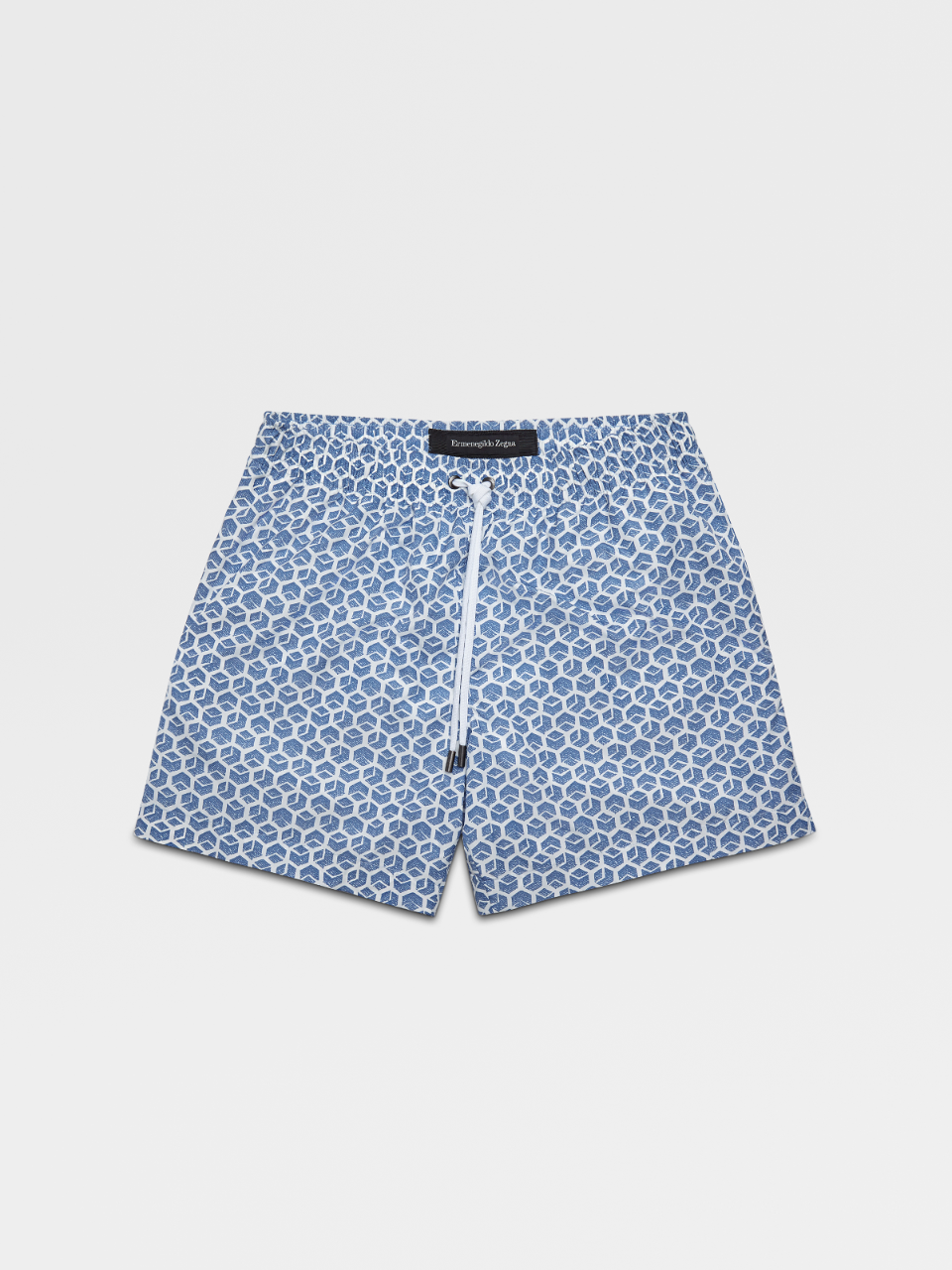 Hexagons Swim Boxers