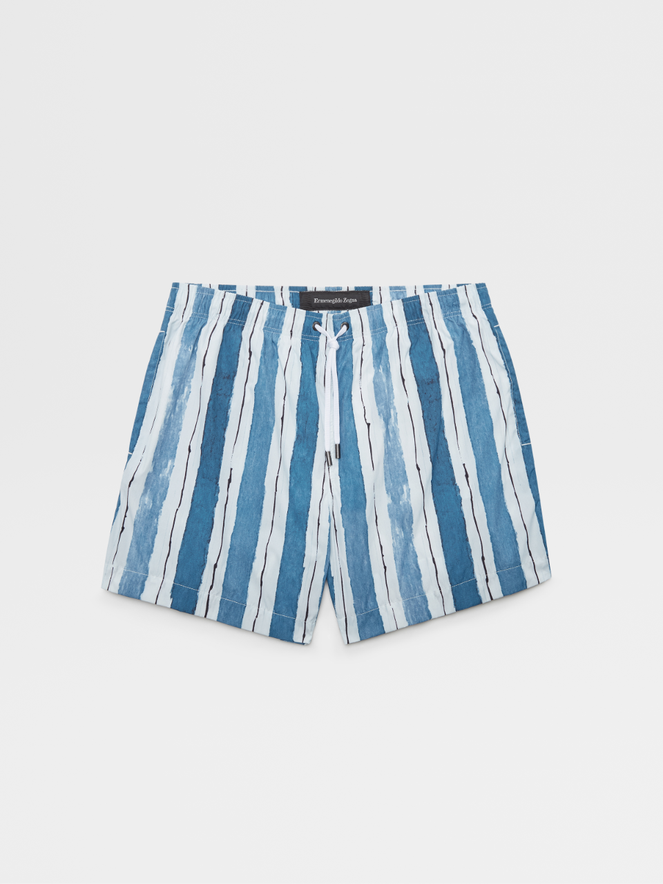 Moroccan Stripes Swim Boxers