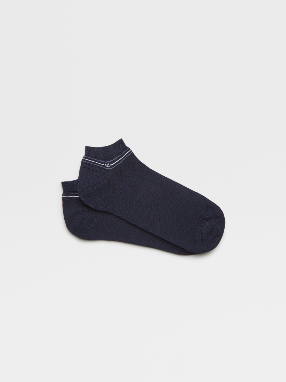 Cotton Blend Sneaker Socks
