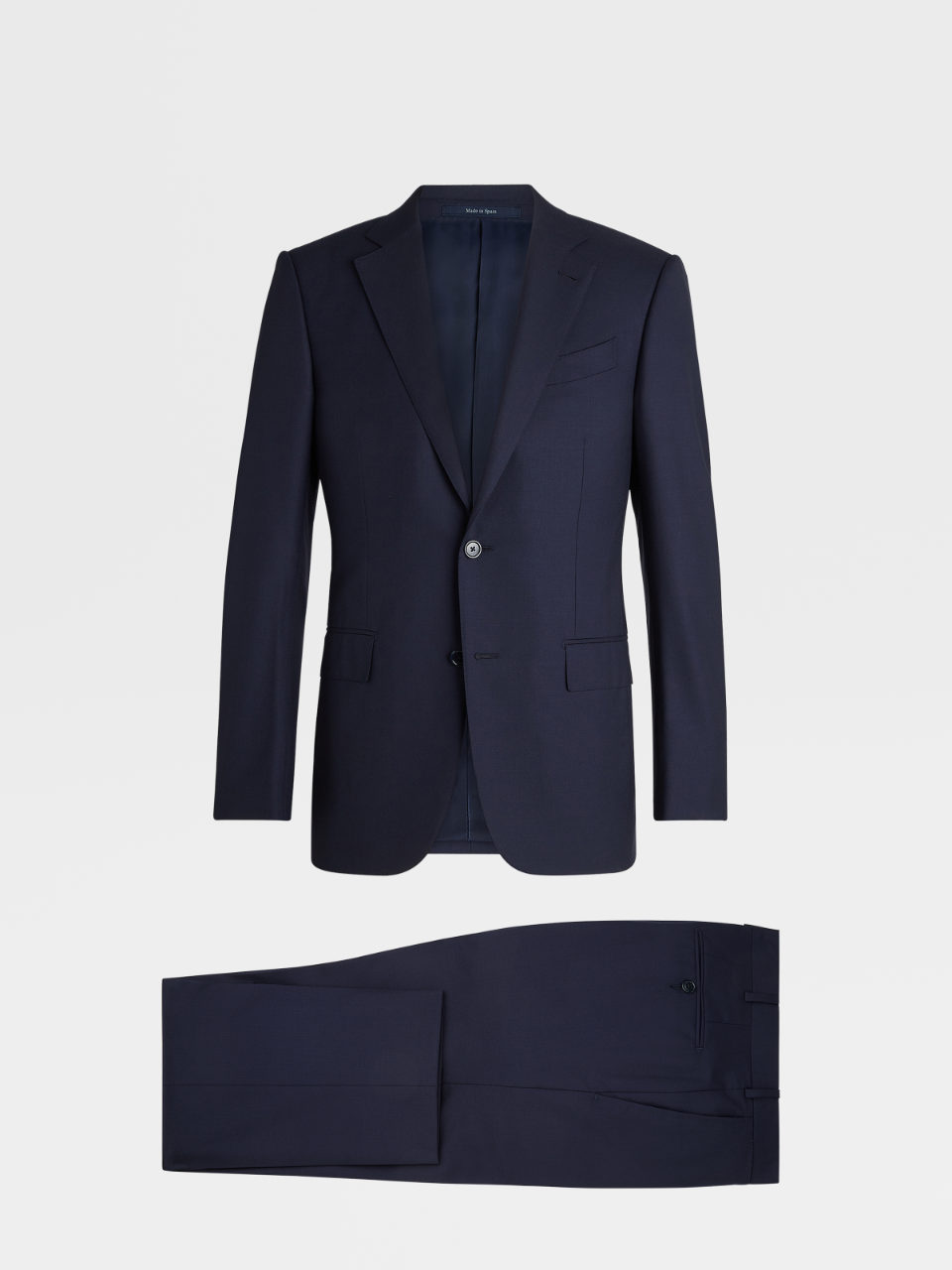 Navy Cool Effect Suit