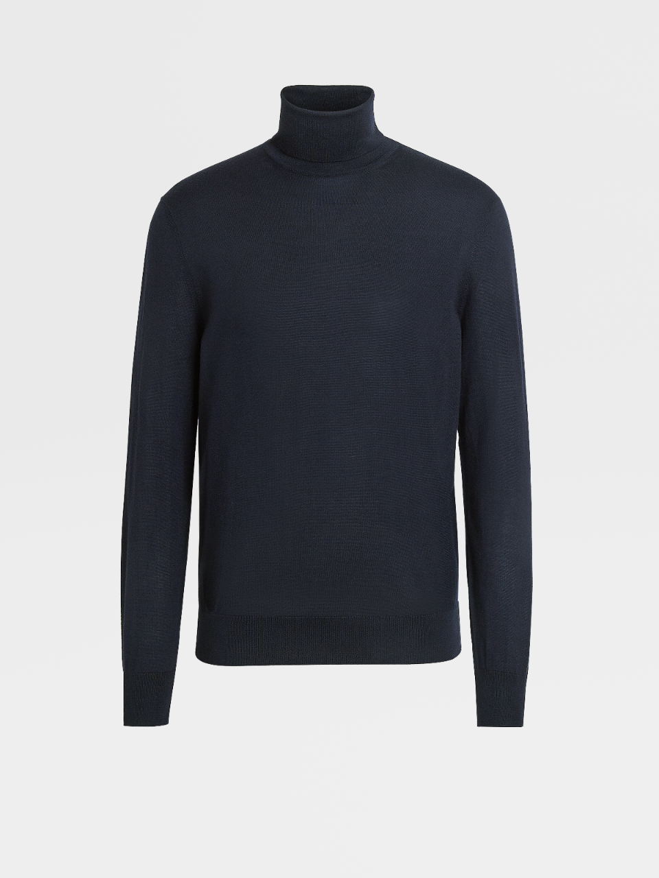 Cashmere And Silk Turtleneck