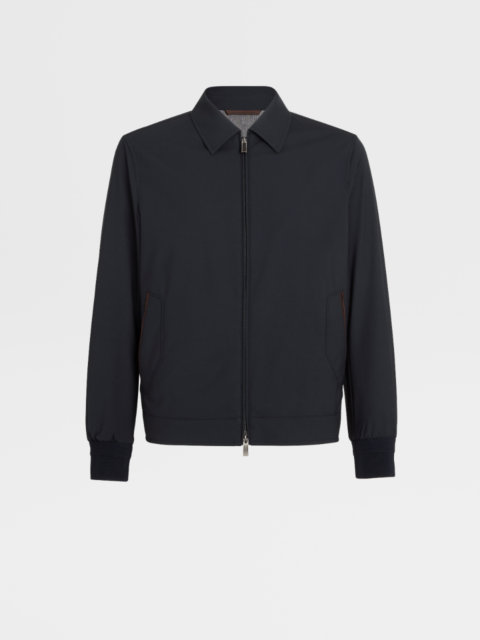 TrofeoTM Wool Shirt Jacket