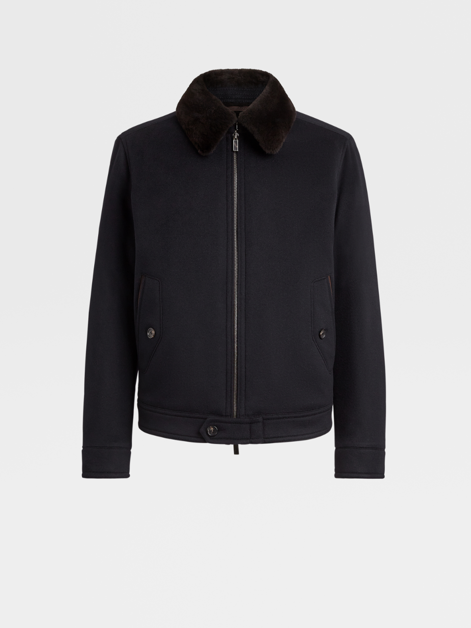 Cashmer Short Jacket