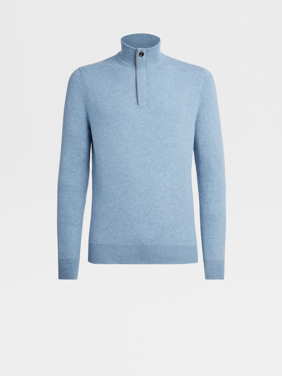 Light Blue Premium Cashmere Jumper