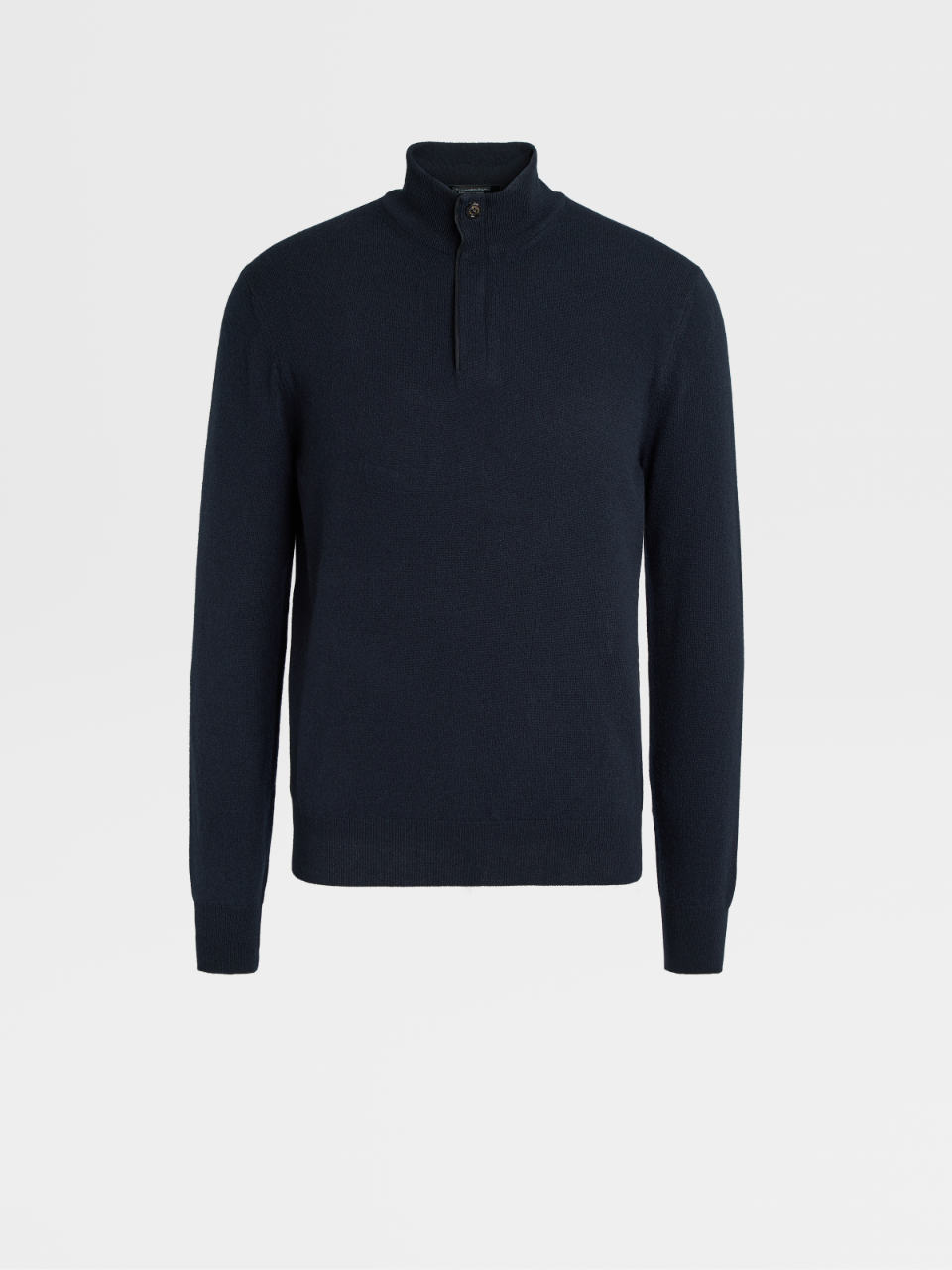 Blue Premium Cashmere Sweater