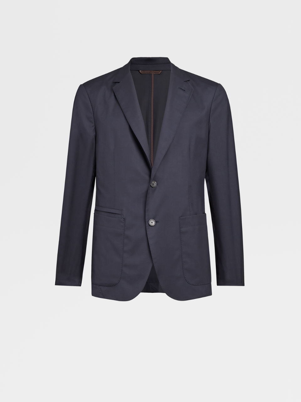 Wool And Silk Leggerissimo Blazer