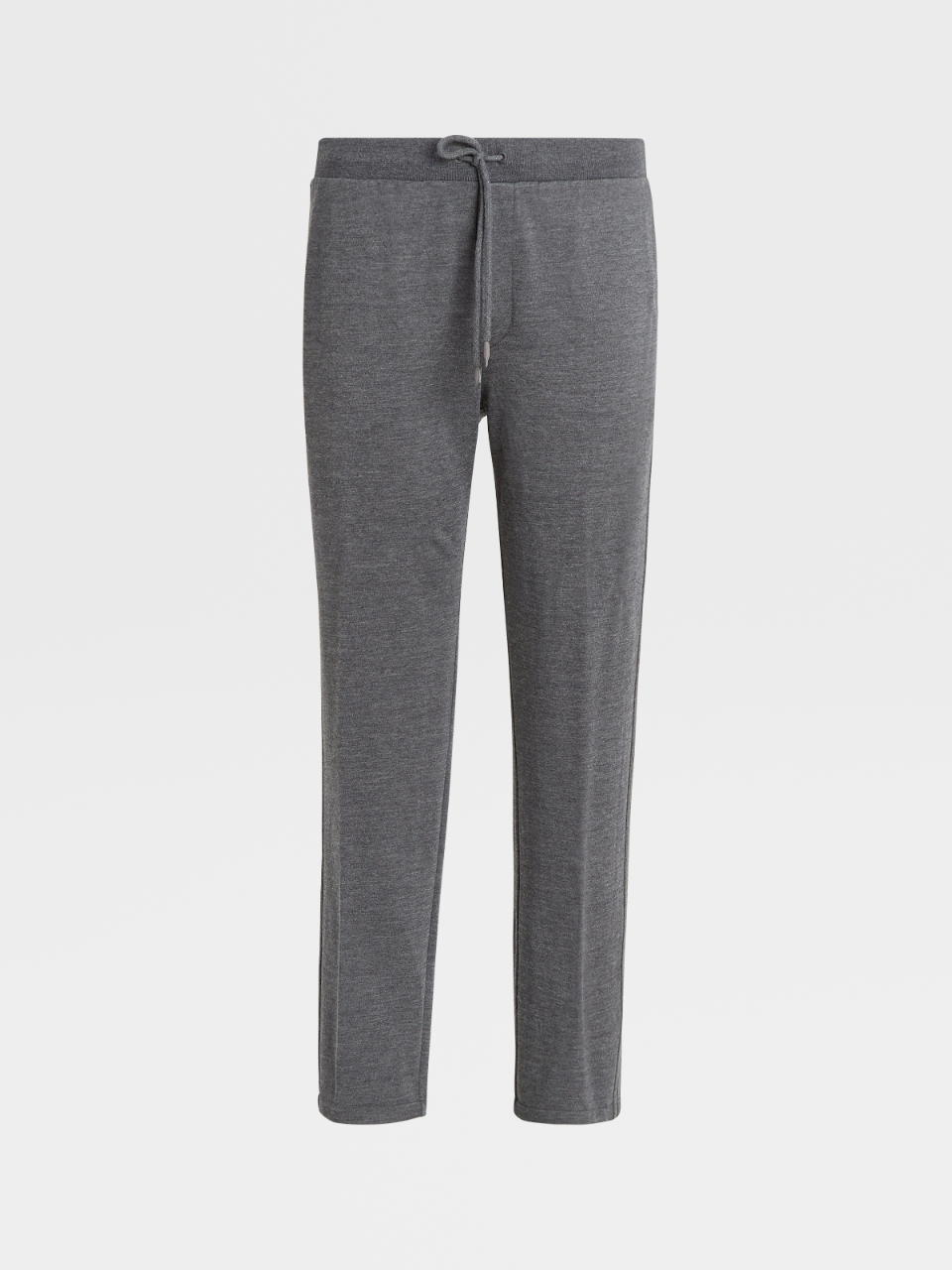 Wool, Silk And Cotton Sweatpants