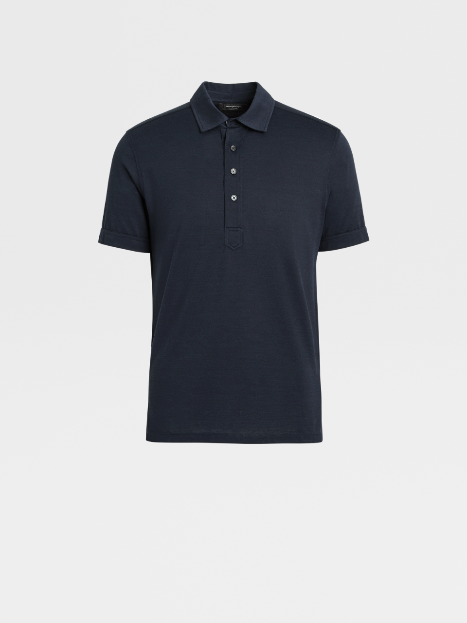 Leggerissimo Cotton And Silk Polo