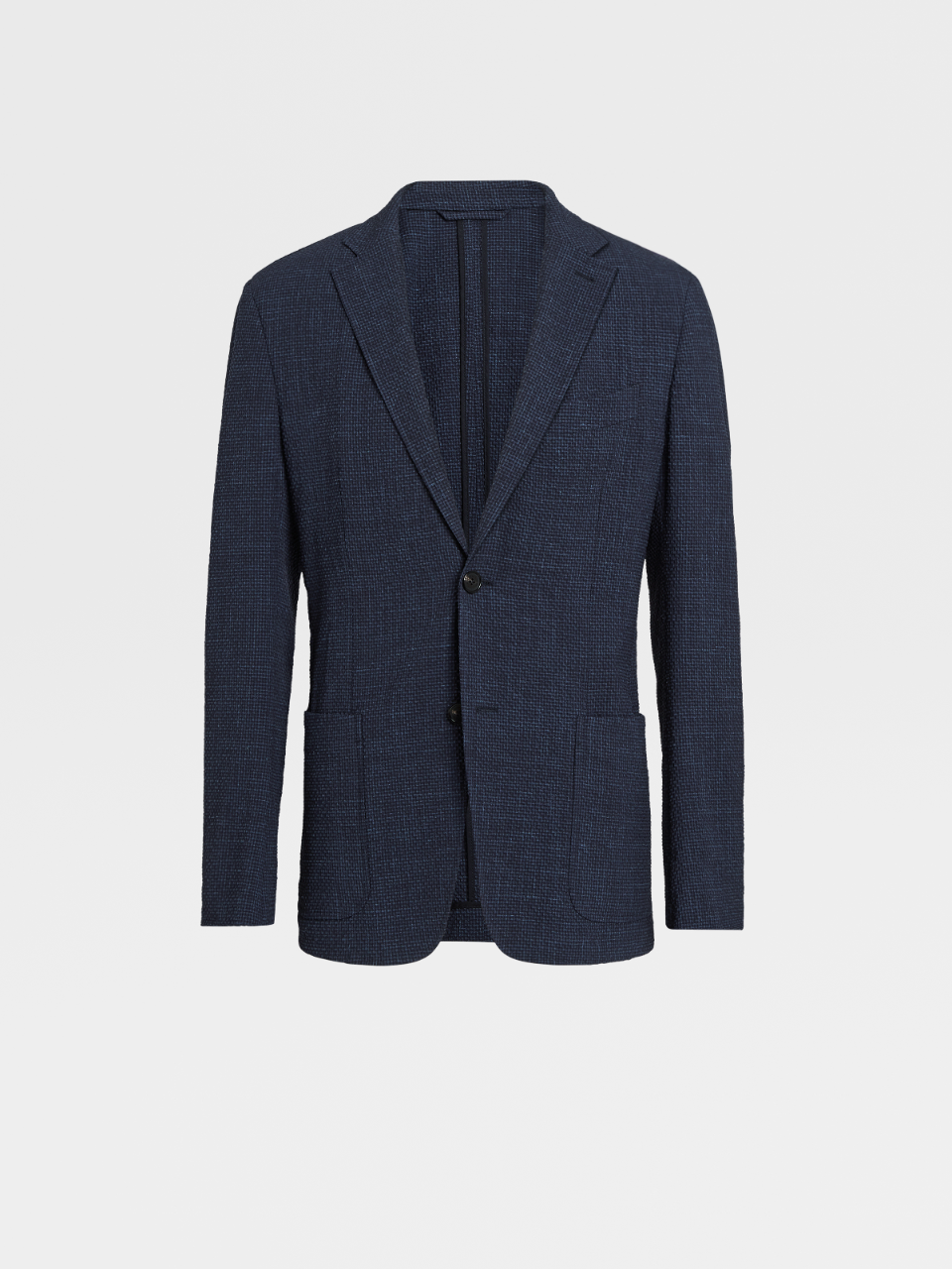 Wool , Silk And Linen Jacket
