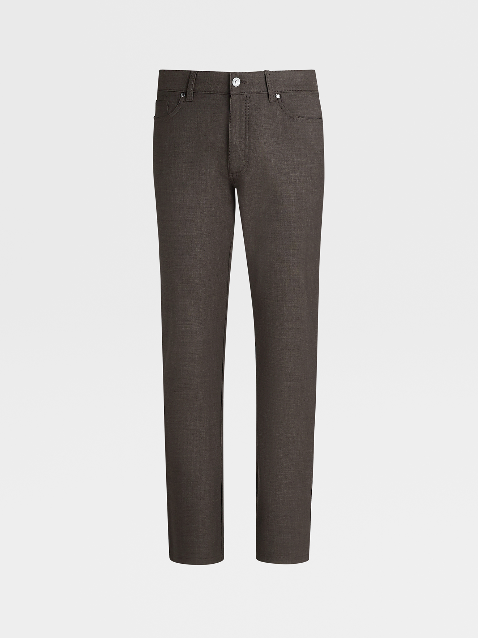 5-Pocket Wool Pant