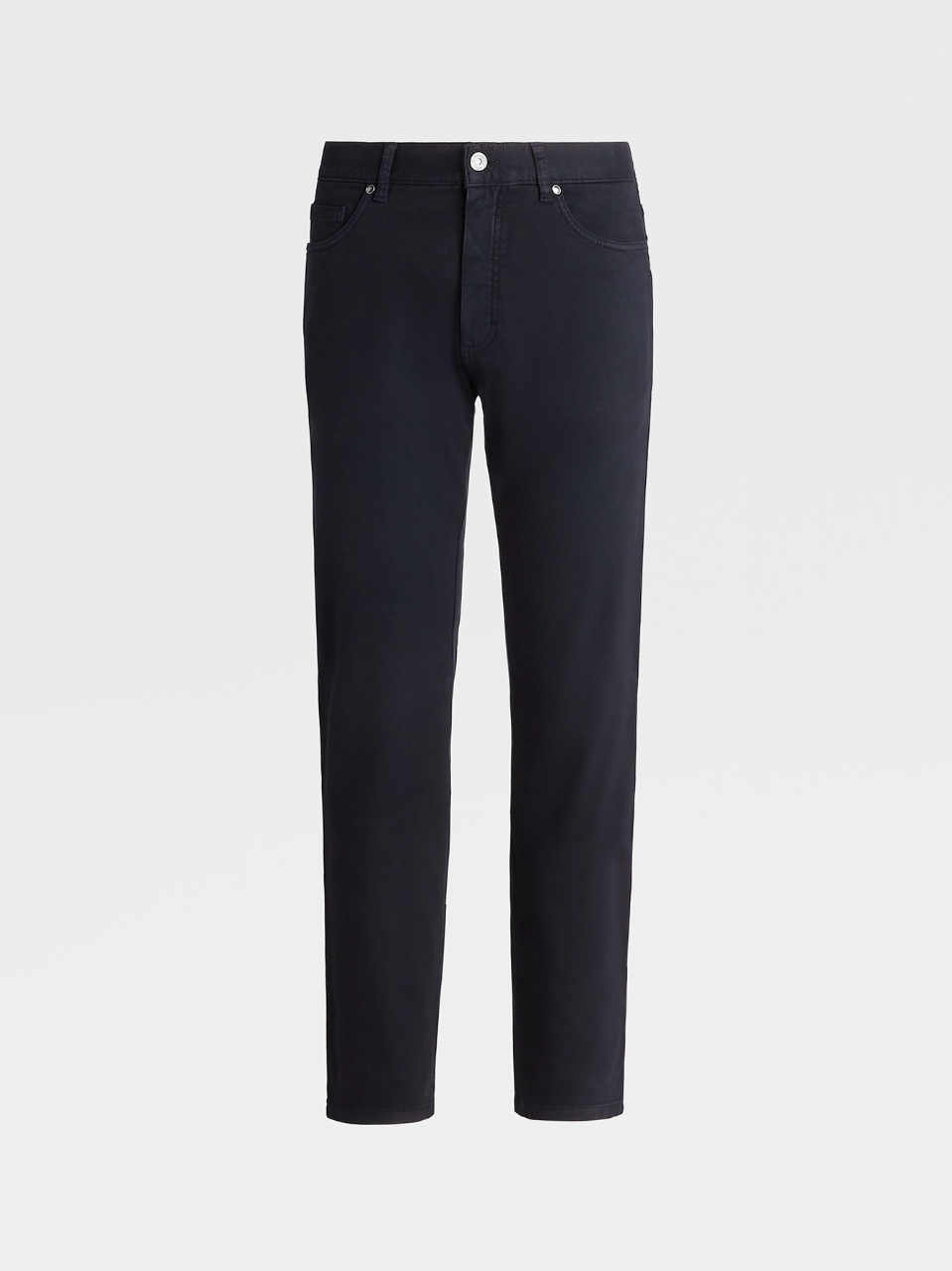 5-Pocket Stretch Cotton Pant