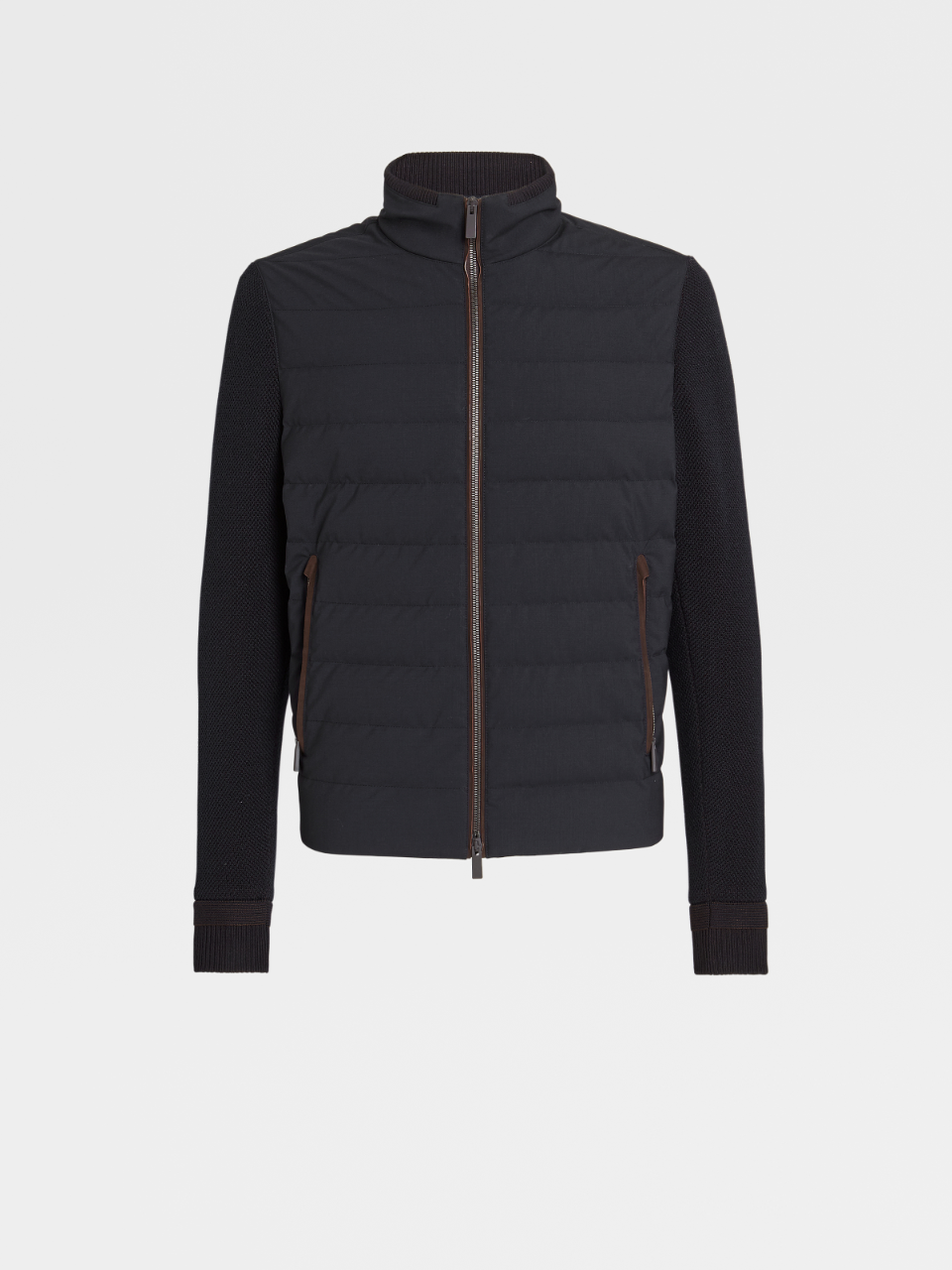 Trofeo Elements Wool And Cotton Down Jacket