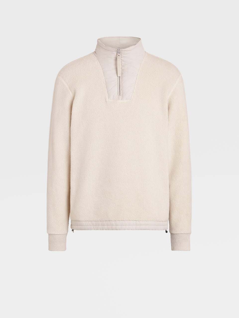 Cotton And Cashmere Sweatshirt