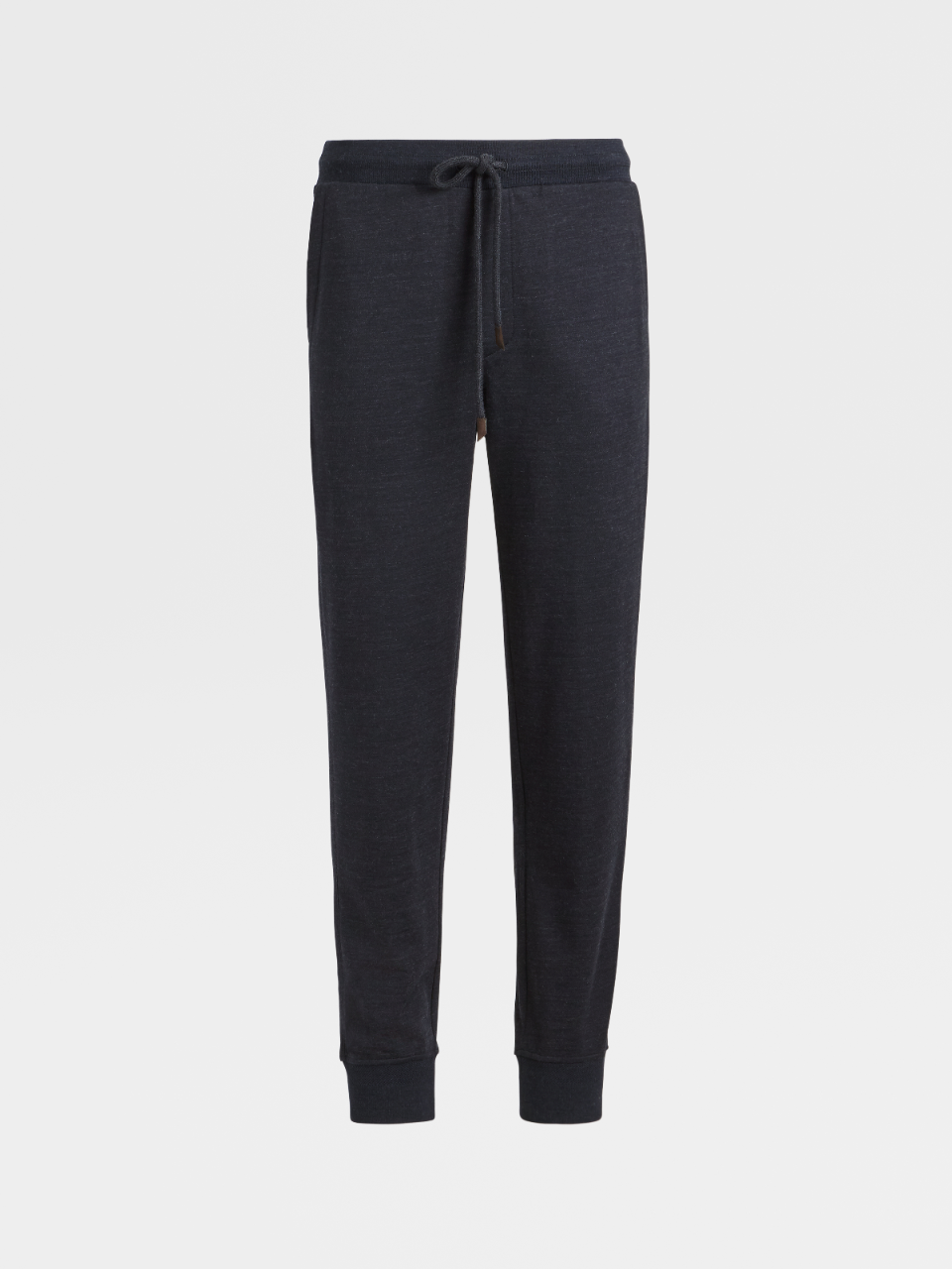 Wool Silk And Cotton Sweatpants