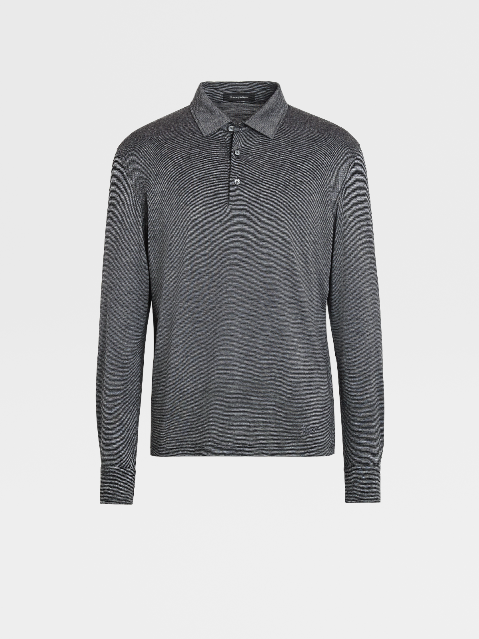 Cotton And Wool Polo