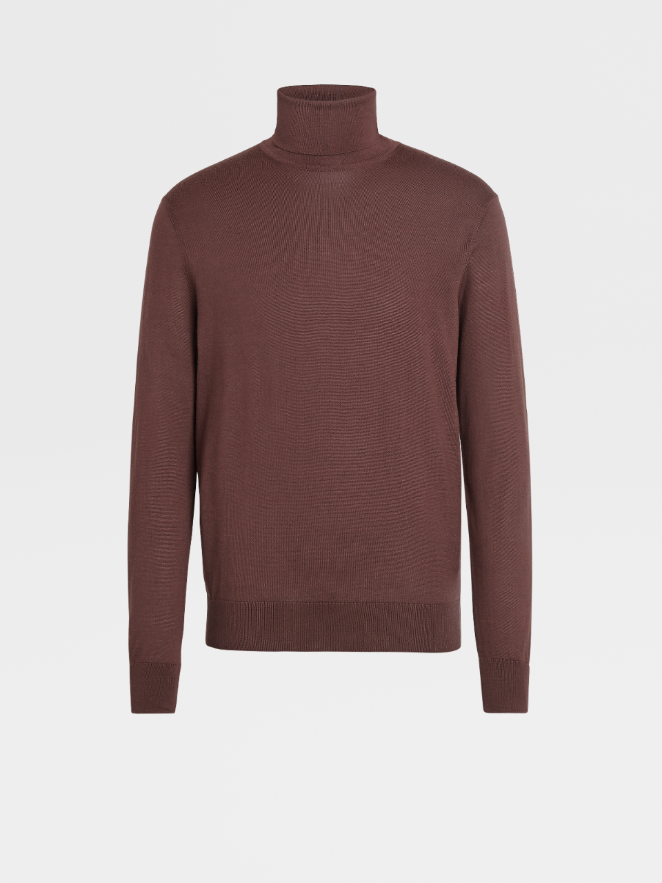 Cashmere And Silk Knit Turtleneck