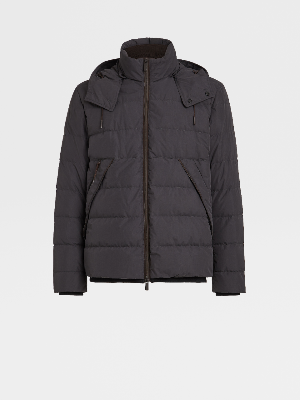 Stratos Nylon Padded Jacket