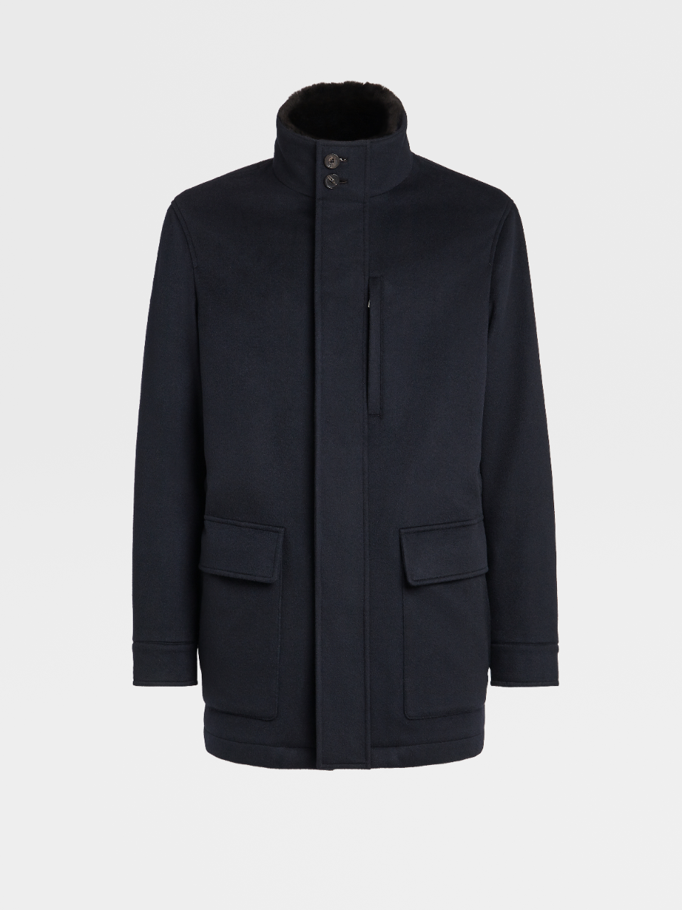 Elements Cashmere Overcoat