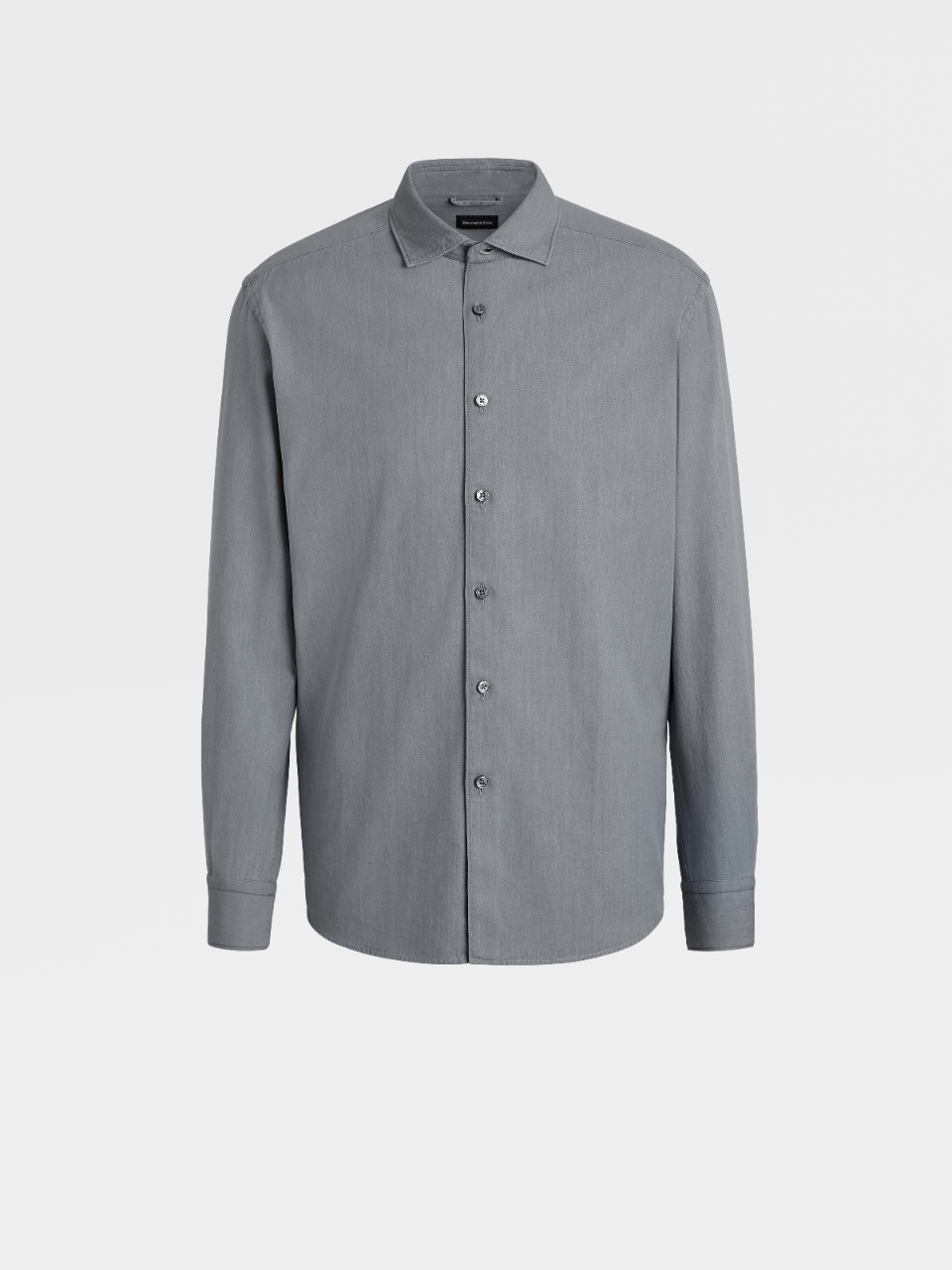 Chambray Solid Shirt