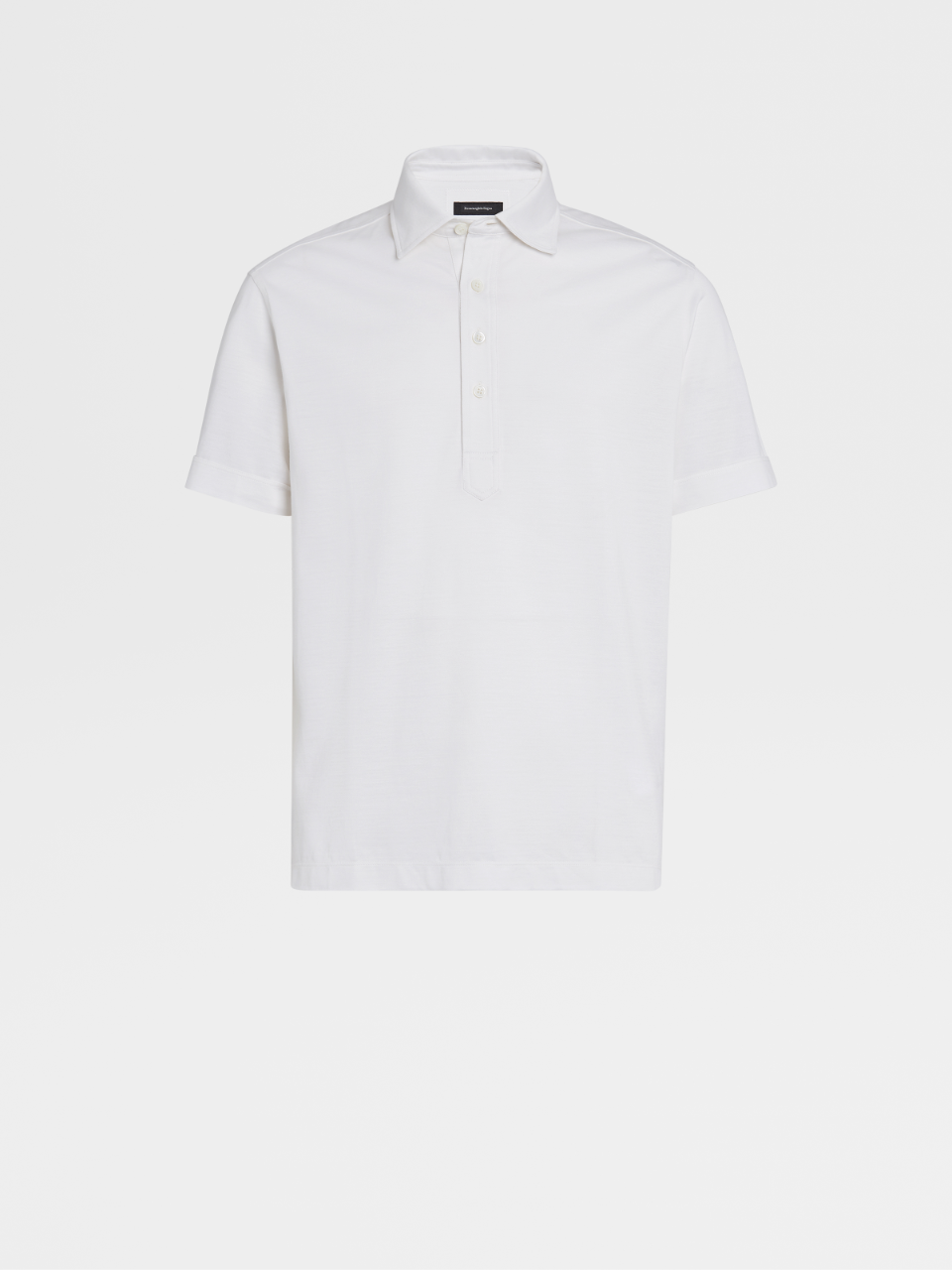 Leggerissimo Short-Sleeve Polo