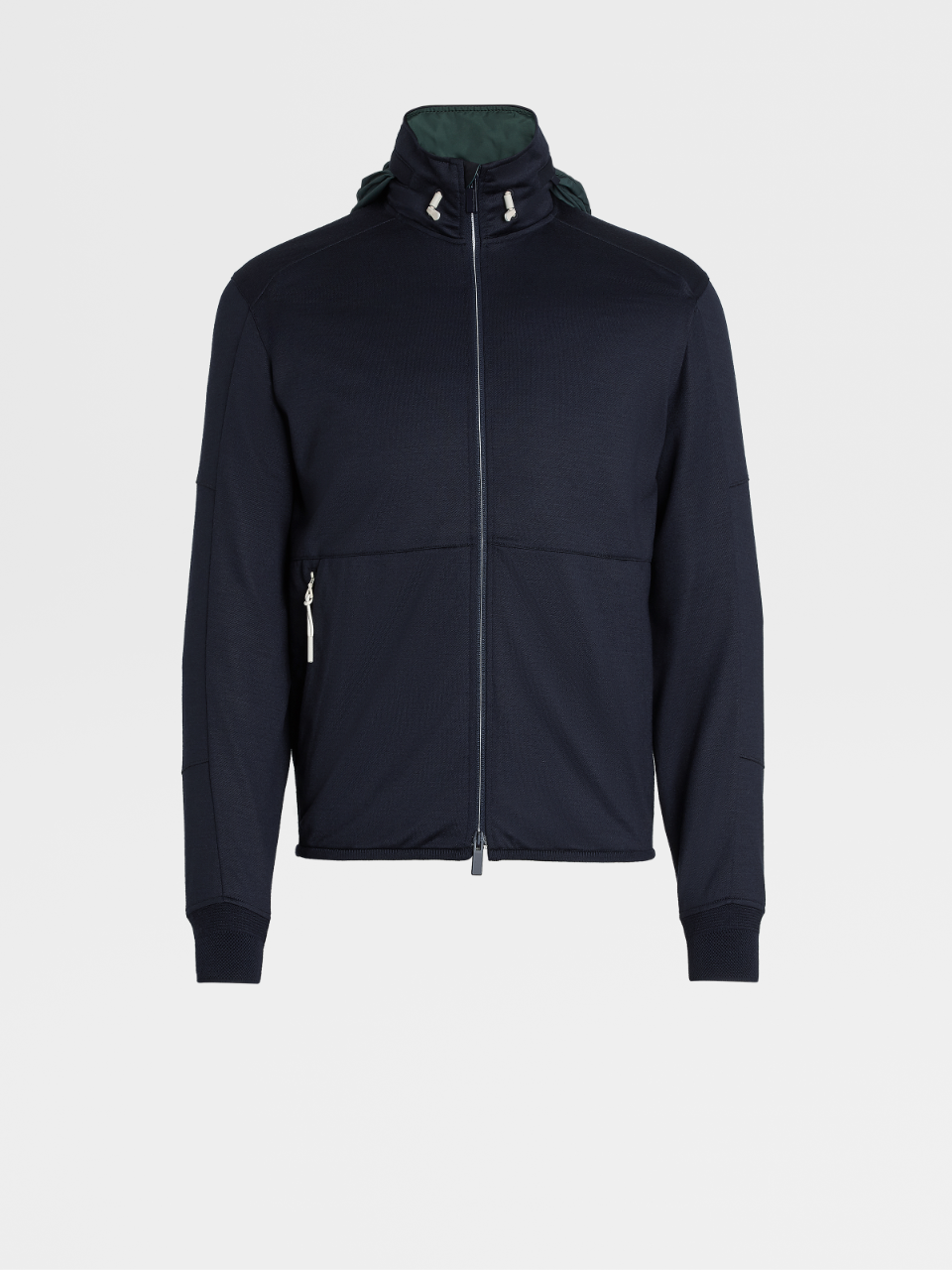 High Performance Wool Sweatshirt