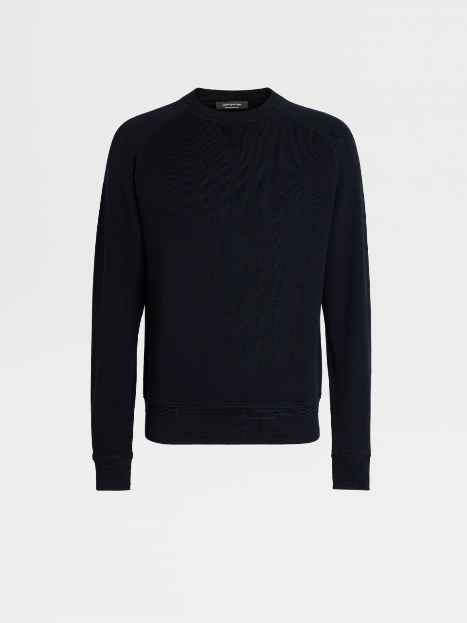 High Performance Wool Crewneck