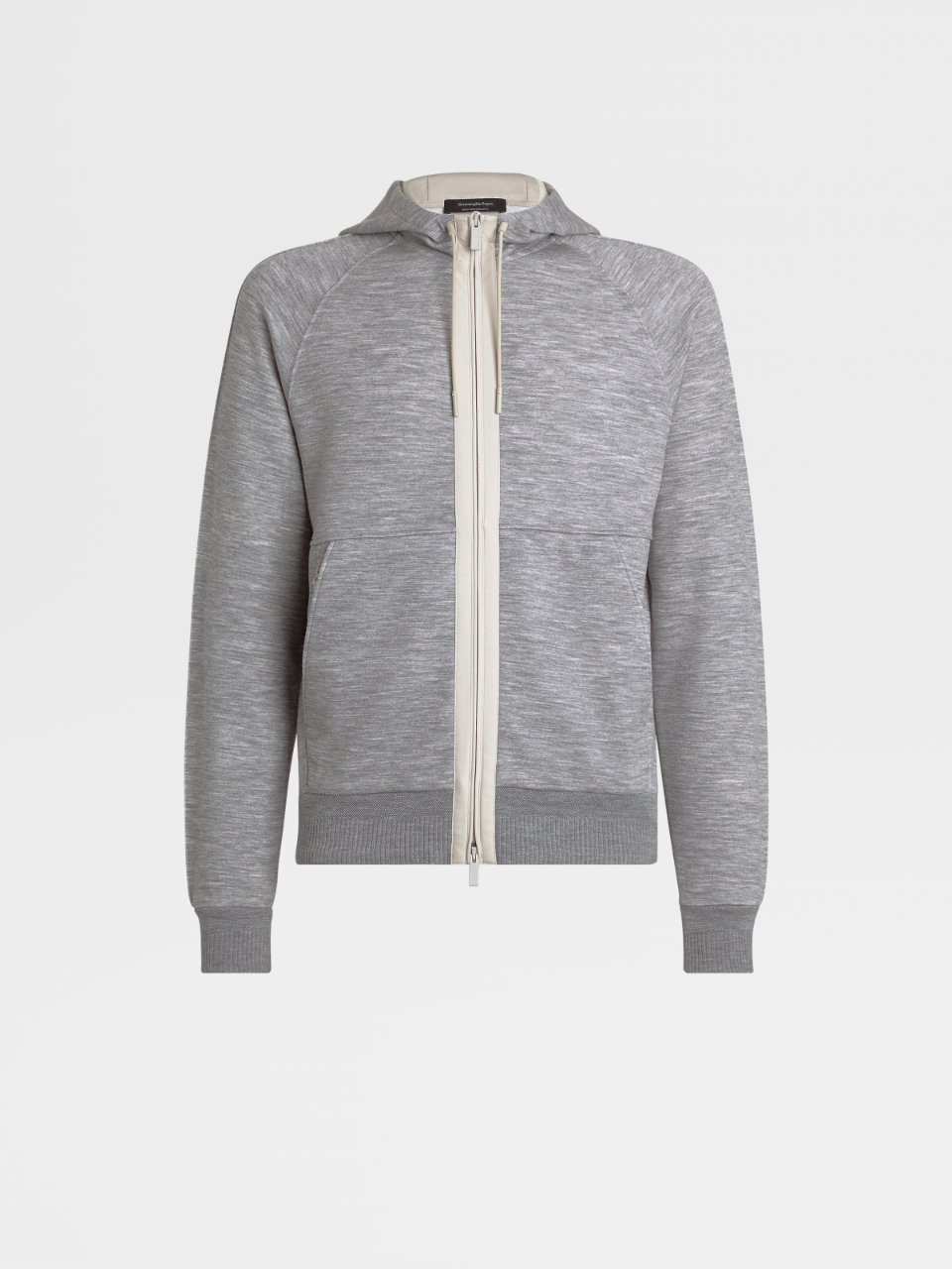 High Performance Wool Hoodie