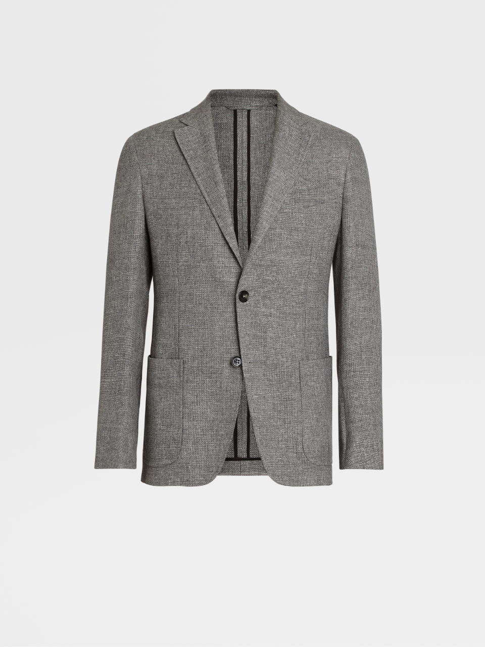 Wool And Linen Jacket