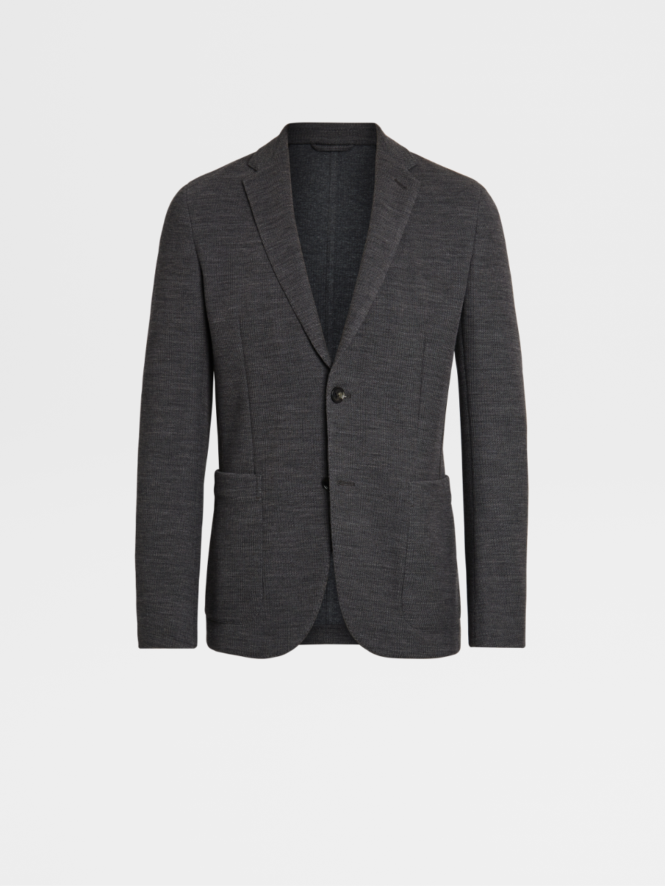 High Performance Wool And Cotton Jacket