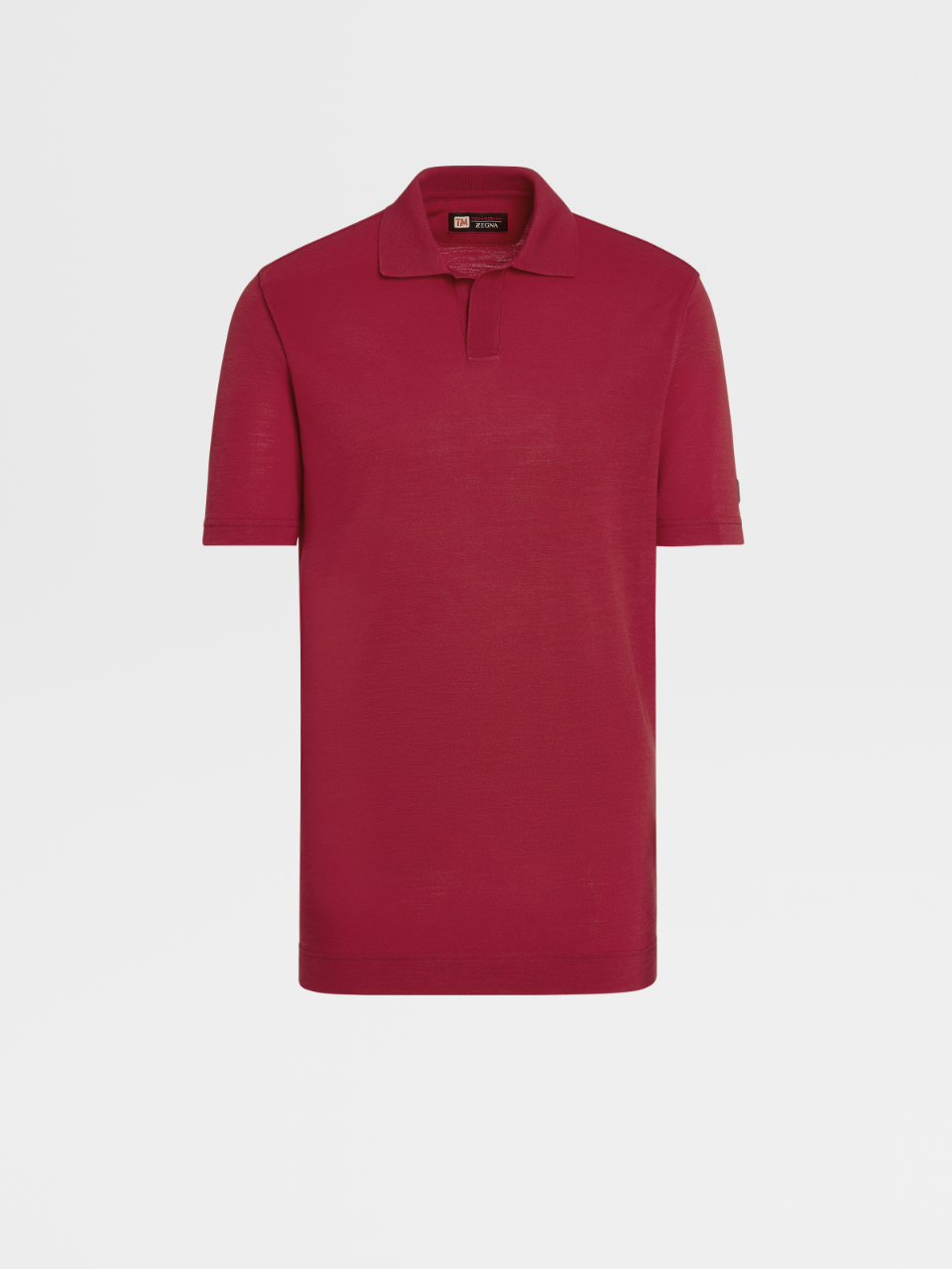 Techmerino™ Short-Sleeve Polo