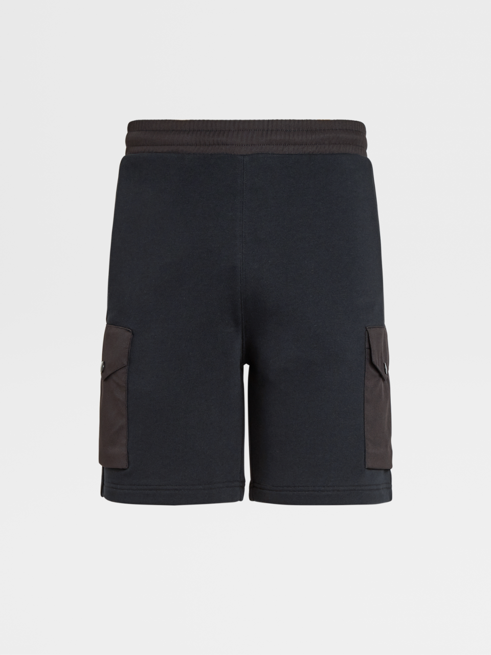 #UseTheExisting Cotton Bermuda Shorts